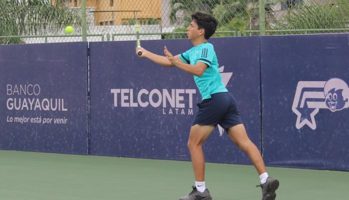 qualy Mundial Juvenil de tenis