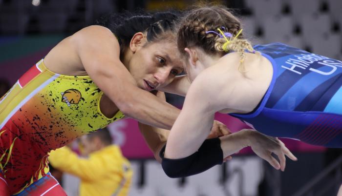 Luisa Valverde lucha Ecuador