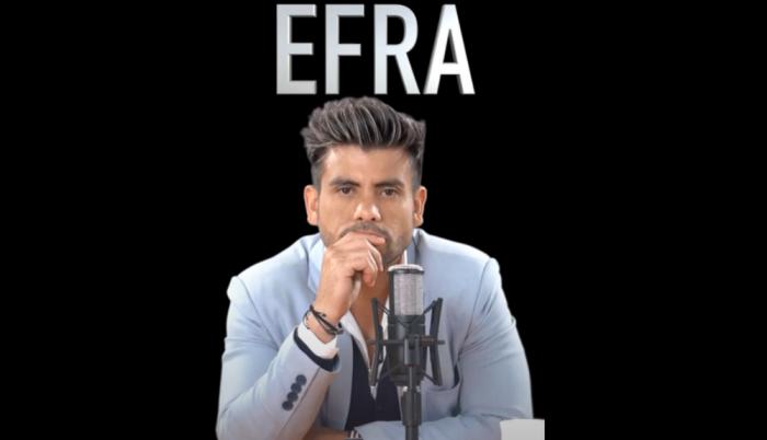 Efraín Ruales video