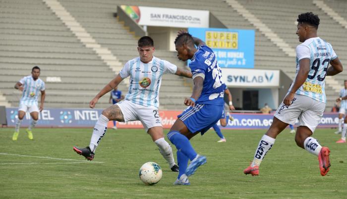 Emelec-Guayaquil-City-Sudamericana