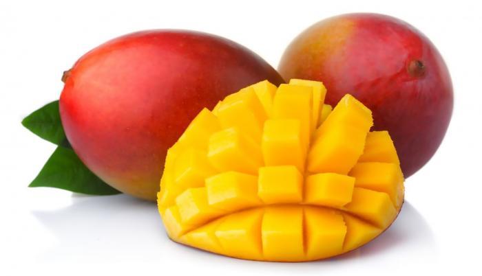 El mango es una fruta nutritiva