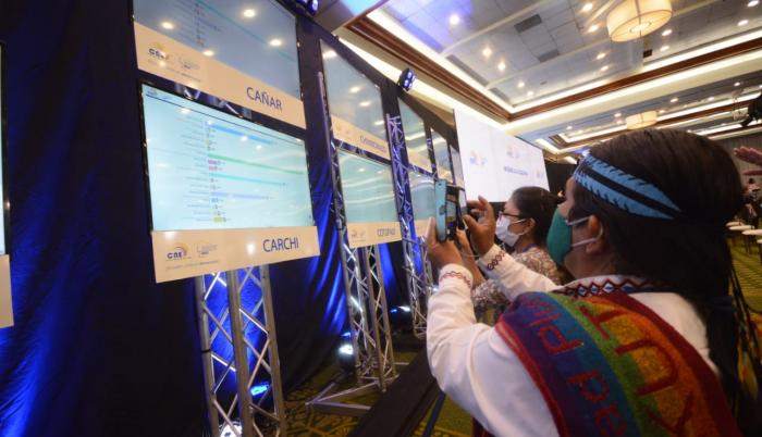 Resultados- CNE- mando- elecciones