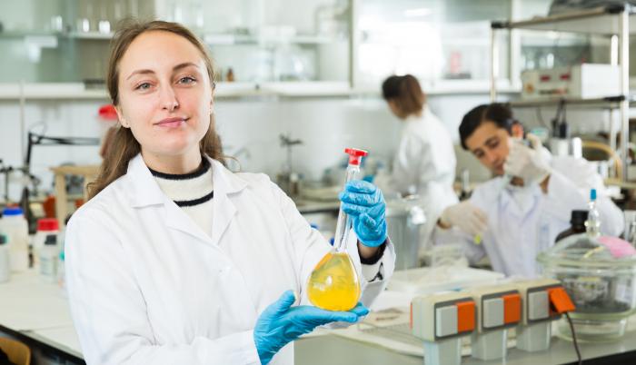 Por un tiempo, el trabajo de las mujeres en la ciencia quedaba relegado.