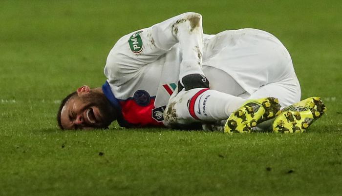 Neymar-jugador-PSG-Baja