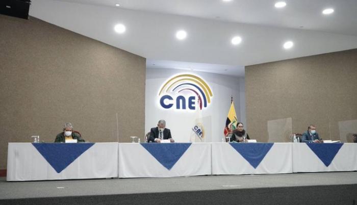 CNE- AUDIENCIA- elecciones