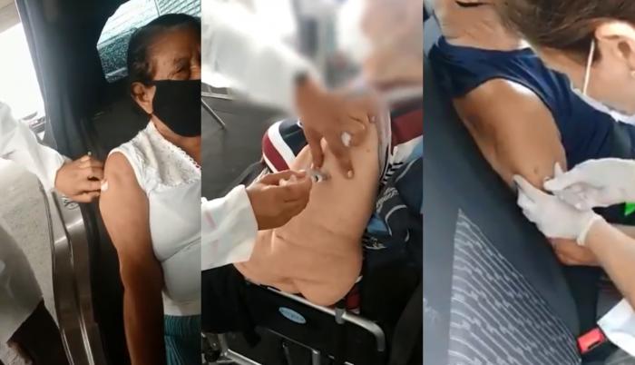 Videos circulan en redes sociales denunciando esa irregularidad.