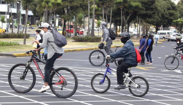 Los jóvenes sienten más orgullo de vivir en Quito.