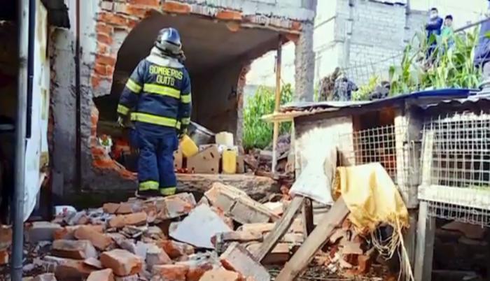 En el sur de Quito se reportó la mayor emergencia.