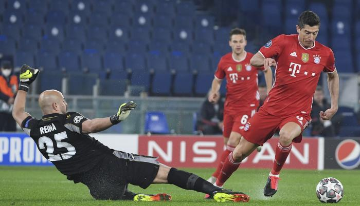 Lazio-Bayern-Champions-League