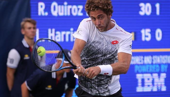 Roberto Quiroz tenis Ecuador