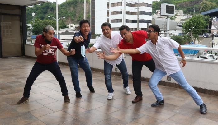 Actores ecuatorianos