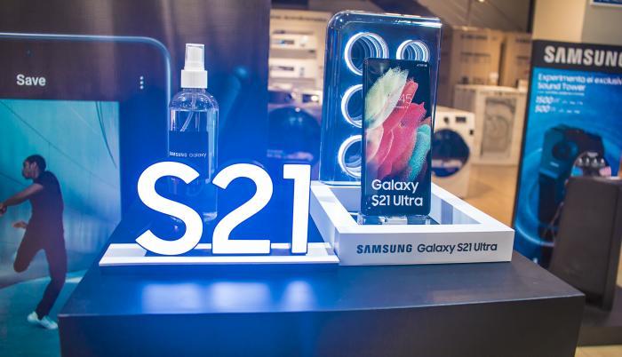 Lanzamiento S21