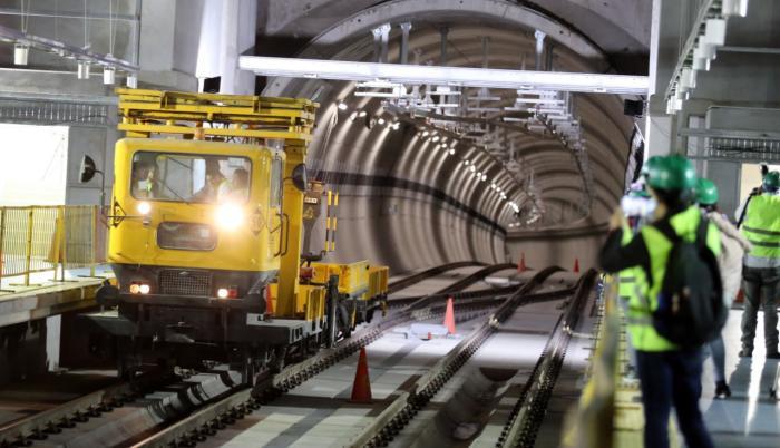 El Metro de Quito aún no está en preoperación.