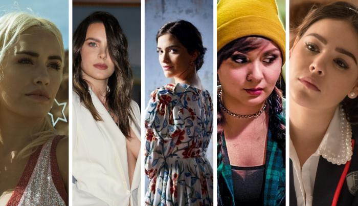 Latinas en Netflix