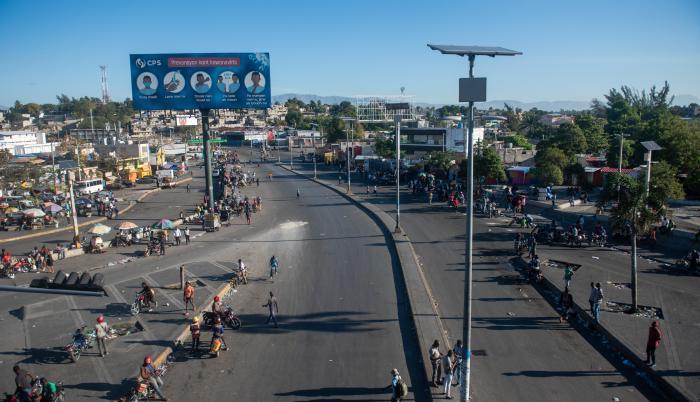 En Haití prisioneros desarman a guardias de seguridad y se fugan