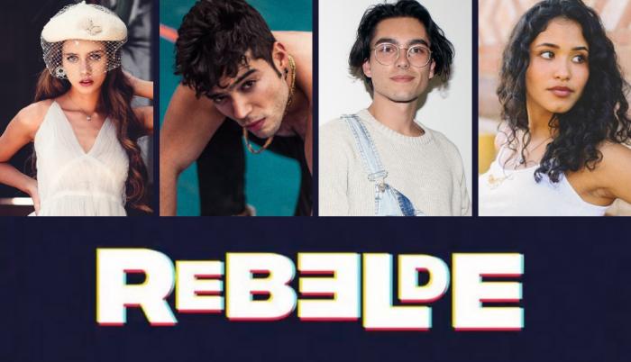 Rebelde Netflix