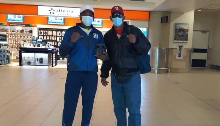 Julio Castillo boxeo Ecuador