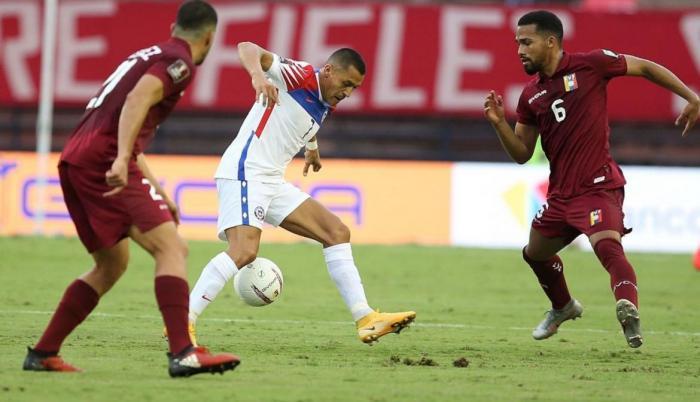 Selección-Chile-partido-Ecuador