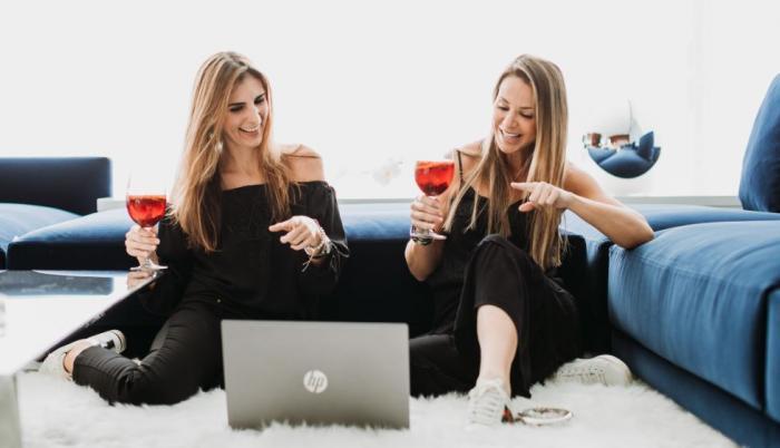Adriana Silva y Kathrina Ward