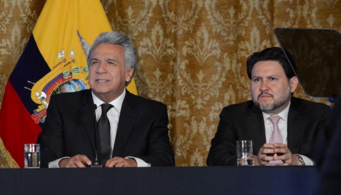 Gobierno- Moreno- Martínez- seguridad
