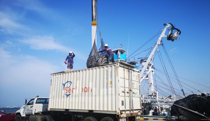 Industria de atún+pesca+reglamento