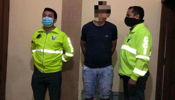 Kevin Camacho Rodríguez, de 27 años, es uno de los presuntos responsables.