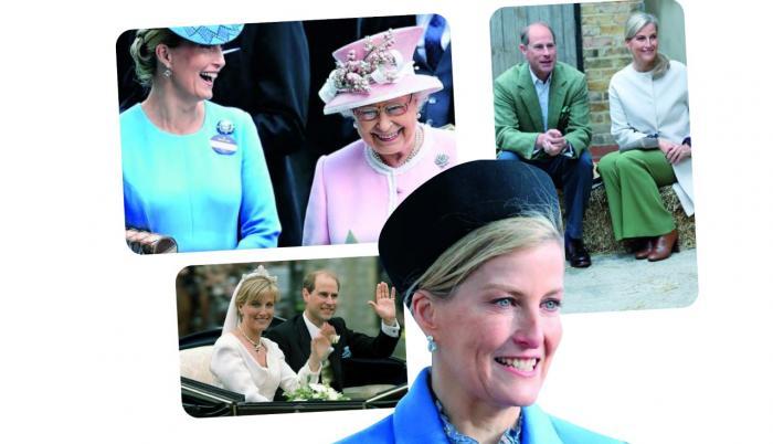 La duquesa Sofía de Wessex