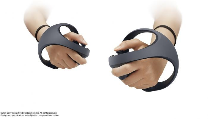 Nuevos mandos para la PlayStation VR.