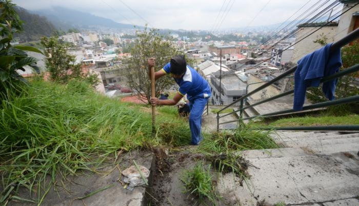 La organización barrial en Quito requiere reformas.