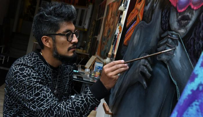Artista Urbano 'Apitatán'
