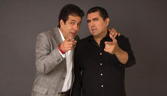 Ovidio González y Damiano