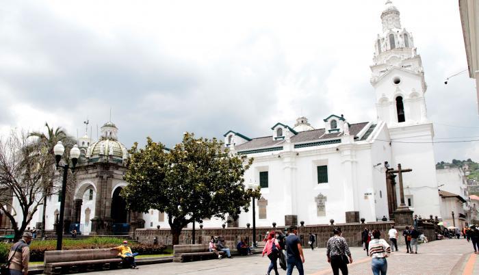 Catedral-Quito