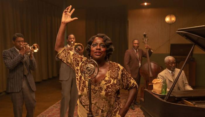 La madre del Blues, Netflix