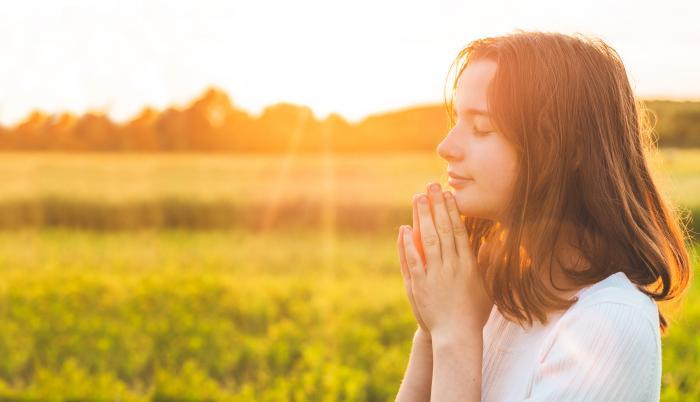 La importancia de orar