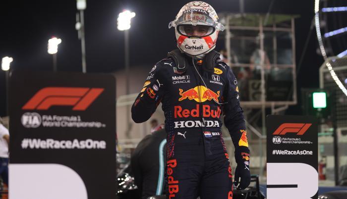 Max Verstappen Fórmula 1 2021