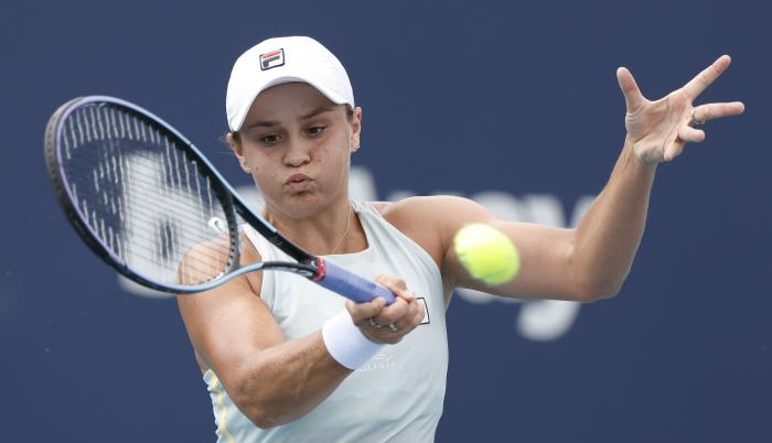 Ashleigh Barty tenis