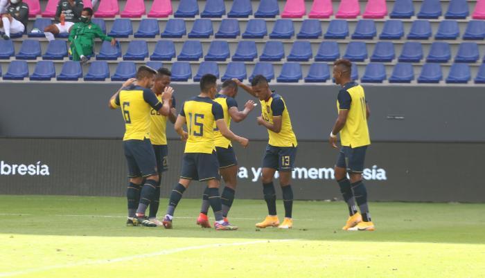 Ecuador-Bolivia-amistoso