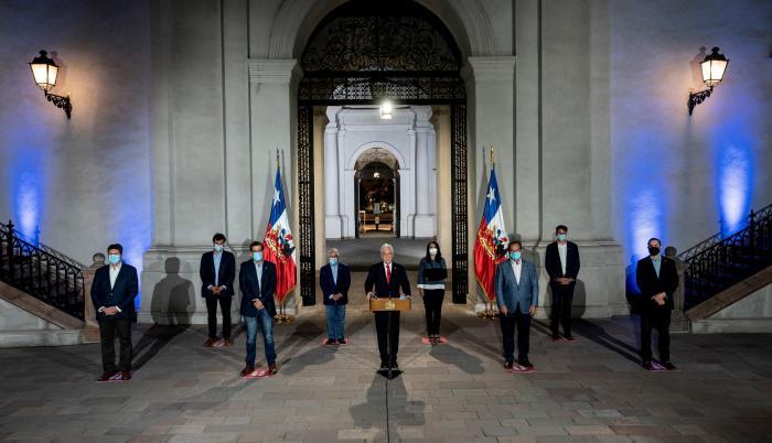 Chilean President prop(33152648)