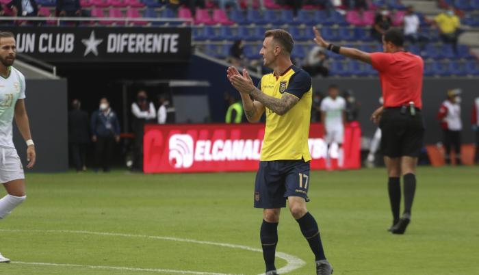 Damian-Diaz-selección-ecuatoriana