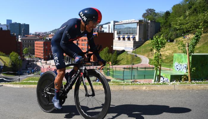 Richard Carapaz Vuelta al País Vasco