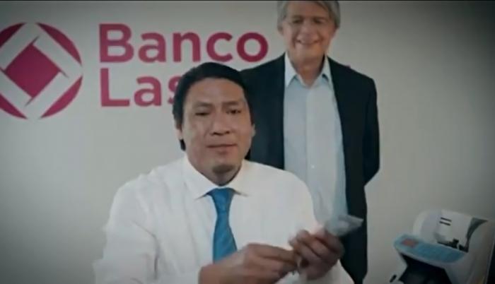 Video de campaña de Andrés Arauz