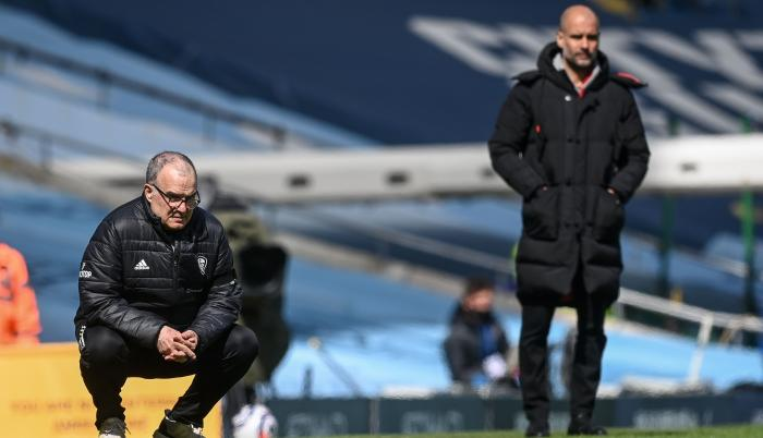 Manchester City vs Leed United