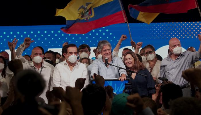 Guillermo+lasso+elecciones+triunfo