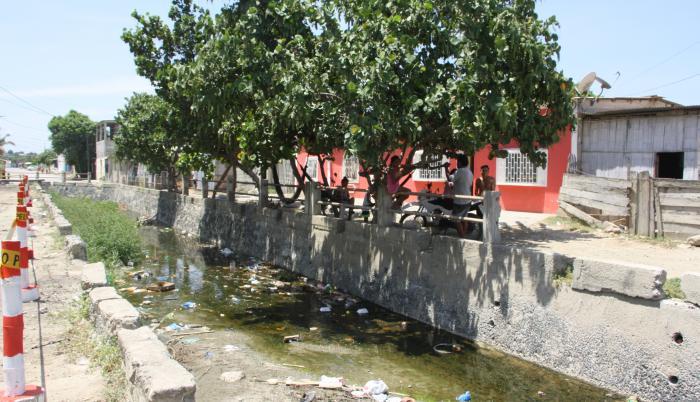 La LIBERTAD canal