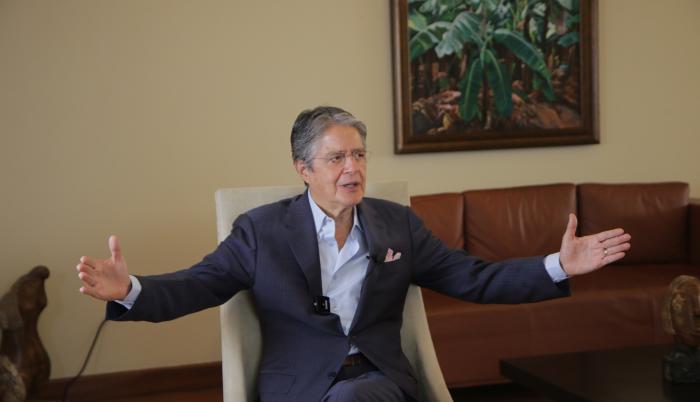 Guillermo Lasso, presidente electo, entrevista con EXPRESO