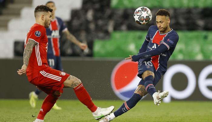 PSG-FC Bayern Munich-Neymar