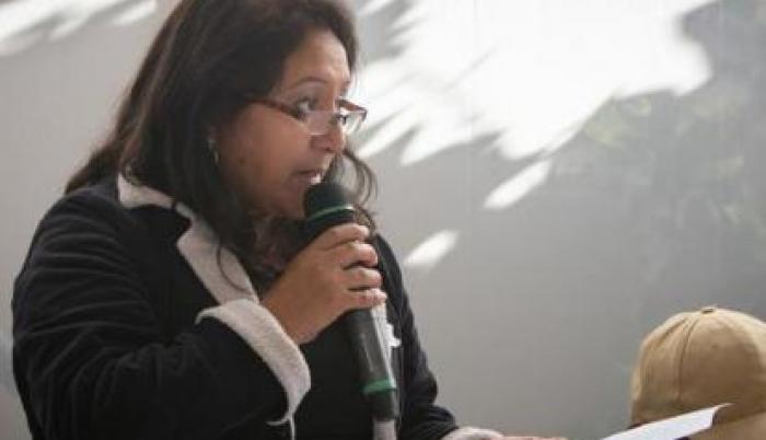 Yanina Poveda Mercedes, tuvo una gran aceptación de los electores peruanos