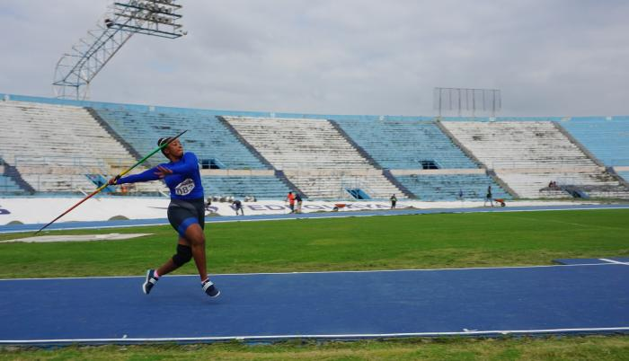 Guayas atletismo
