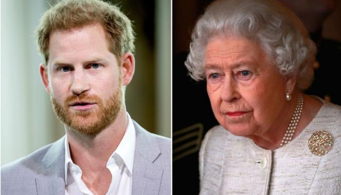 Harry y su abuela