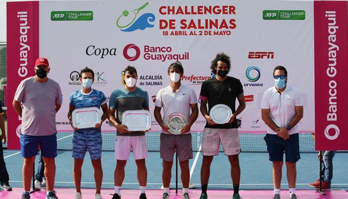 Diego Hidalgo Challenger de Salinas